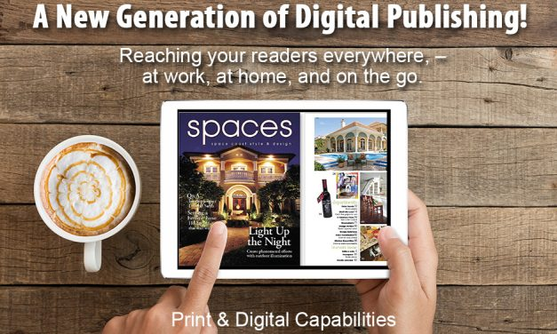 Digital Publishing – Interactive, video, targeted advertising